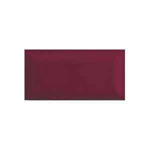 faience metro diam granato rouge 15 x 8 vente en ligne de carrelage pas cher a prix. Black Bedroom Furniture Sets. Home Design Ideas