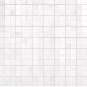 Mosaique Supernaturel Mos. brillante 01 bianco rett