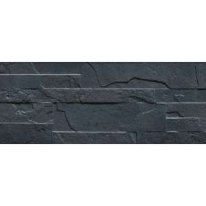 Faience Pave wall Nero