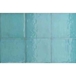 Faience Iris Ceramica Maiolica Acquamarina Bleu 20 X 20 Vente En