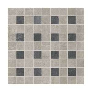 Mosaique Nr.21 Mosaico color grey/black nat