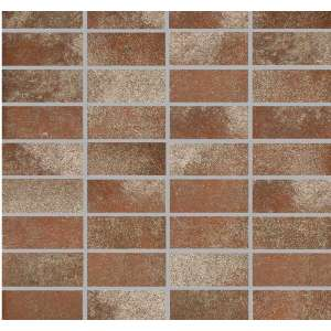 Mosaique Fire & ice Mosaic copper red rett.