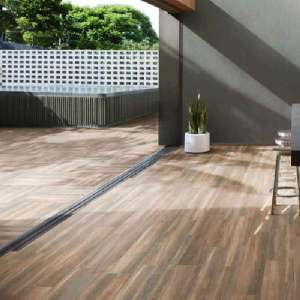 Carrelage Stage pointe Walnut ret.