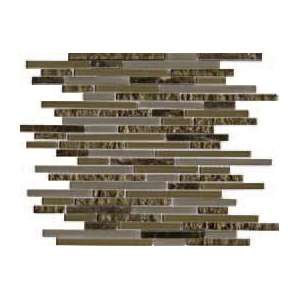 Mosaique Antic colonial Eternity mini strip emperador