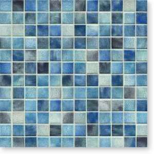 Mosaique Kauri Blue mix bril