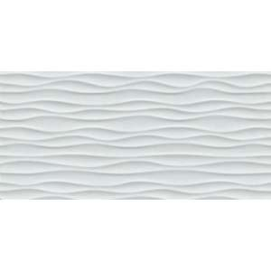 Faience Satin Grigio wave