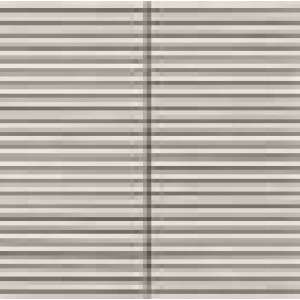 Mosaique Icon Stripes bone white