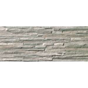 Faience Pave wall house Cenere
