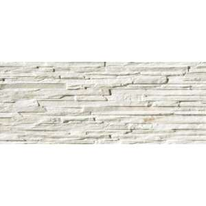 Faience Pave wall house Bianco