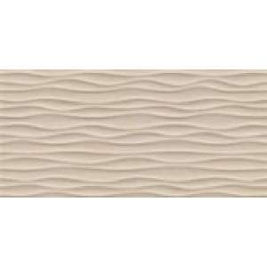 Faience Satin tan wave