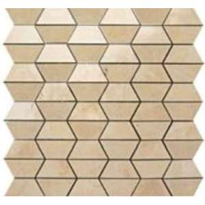 Eléments de finition et décors Evolutionmarble Mosaico golden cream lux