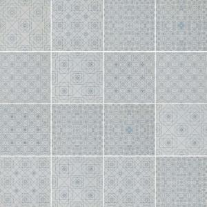 Carrelage refin frame geometric random rett gris 60 x 60 for Carrelage refin