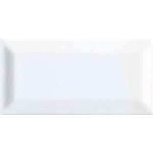 el ments de finition et d cors metro diamantato talco lucido blanc 15 x 8 vente en ligne. Black Bedroom Furniture Sets. Home Design Ideas