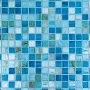 Mosaique Projectplus/bronze mix M20 azzurro