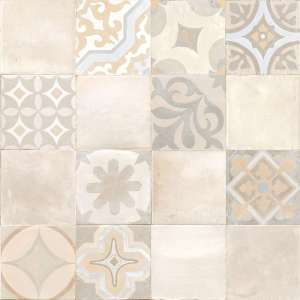 Carrelage Terracotta Decor ocra nat