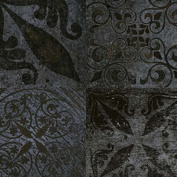 Carrelage porcelanosa antique black mat ret noir 60 x 60 for Porcelanosa catalogue carrelage