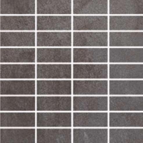 Mosaique villeroy boch bernina mosaique anthracite gris for Carrelage gris anthracite pas cher