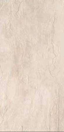 Carrelage rex ceramiche ardoise ivoire rett beige 61 x 30 for Carrelage rex