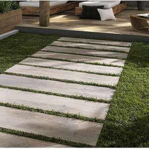 Carrelage Cross wood Buff ext