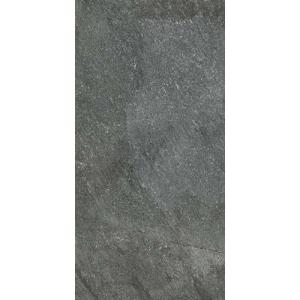 carrelage ermes aurelia quartz stone black grip noir 60