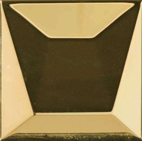 mosaique porcelanosa antic colonial faces s4 oro metallise 13 x 13 vente en ligne de carrelage. Black Bedroom Furniture Sets. Home Design Ideas