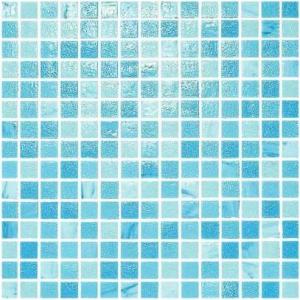 Mosaique Armonie By Arte Casa Piscine Mosaico Mix Celeste Bleu 30 X