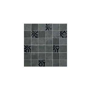 Mosaique Walk Mosaico t36 decorato antracite