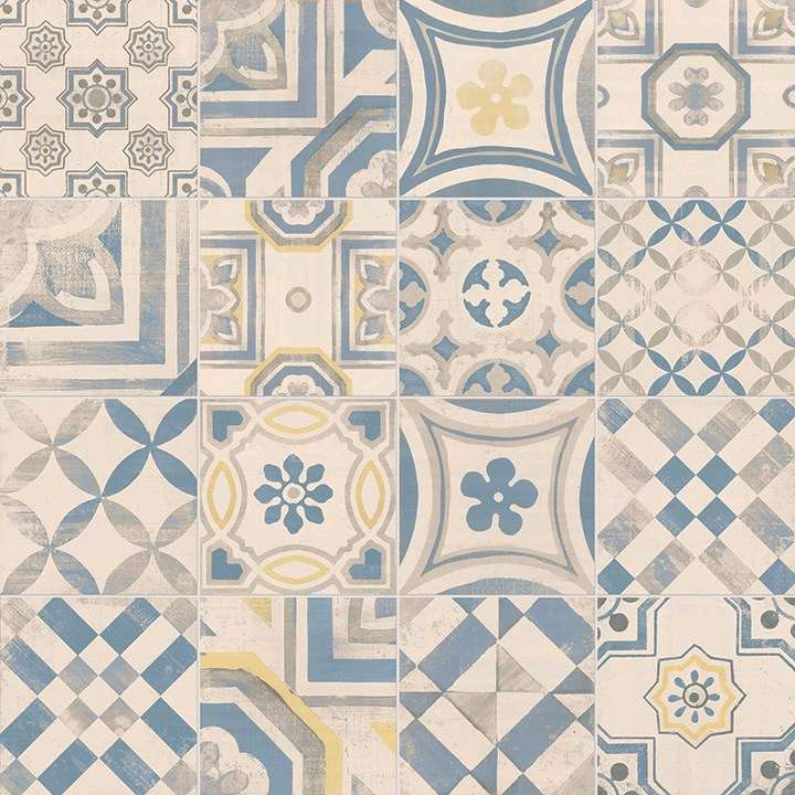 Carrelage keope cementine decor color nat ret diverses for Carrelage keope