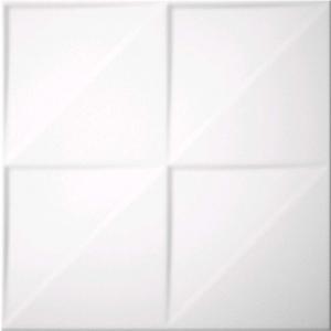 Eléments de finition et décors Bardelli Tekne Blanco Blanc 20 x 20 ... d7dc990762b