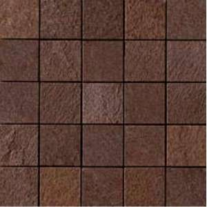 Mosaique Mineral chrom Mosaico brown 6x6