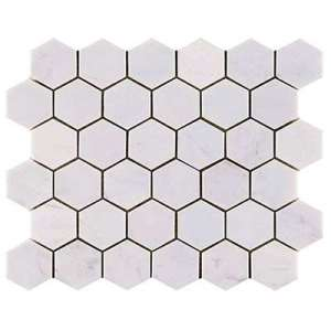 Mosaique Essential Hexagon persian white
