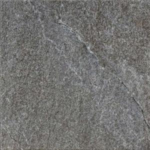 Carrelage caesar roxstones dark quartz grip rett gris 45 for Carrelage quartz