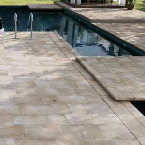 Carrelage Geobrick outdoor Bruges grip