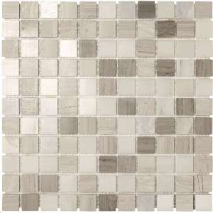 Mosaique Marmeria Mos. wooden grey mix