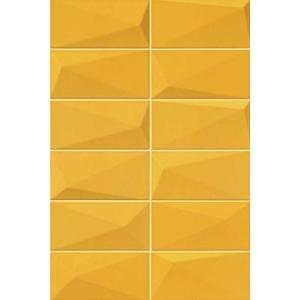 Carrelage metro jaune peinture with carrelage metro jaune for Carrelage jaune