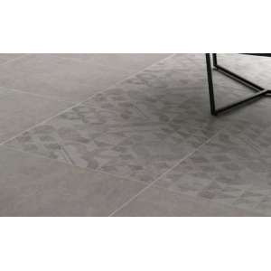 Carrelage Sunset Invent gris mat/rett