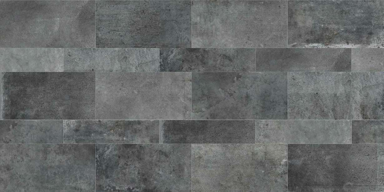 Carrelage italgraniti group stone age basalto nat ret noir for Carrelage stone