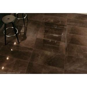 Carrelage Atlas concorde Marvel floor Bronze luxury lap/rett Marron 90 x 45, vente en ligne de ...