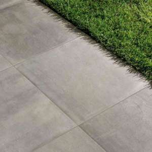 Carrelage Entropia out Grigio rett