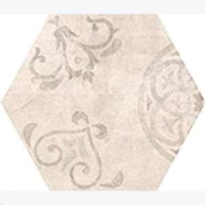 Carrelage Icon Hexagono almond tradition