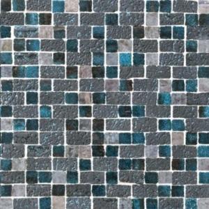 Mosaique Naxos Raku Spacc. turquoise Bleu 31 x 31, vente en ligne de ...
