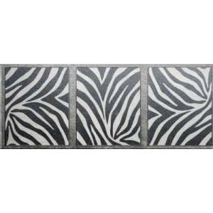 Faience Sanchis Decor zebra