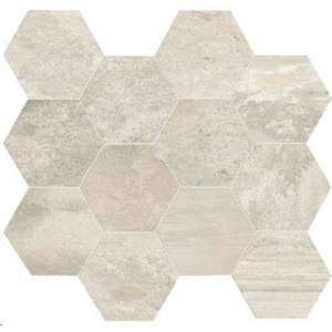 Carrelage Collection 01 Mosaico esagone white ret.