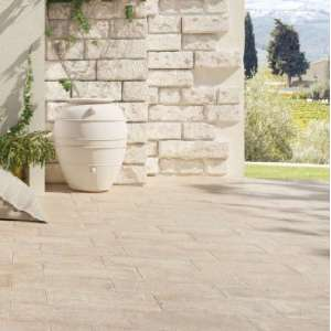 Carrelage Geobrick outdoor Volterra grip