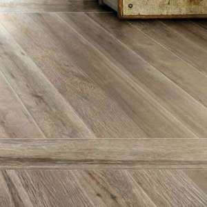 Carrelage Details wood Taupe grip/rett.
