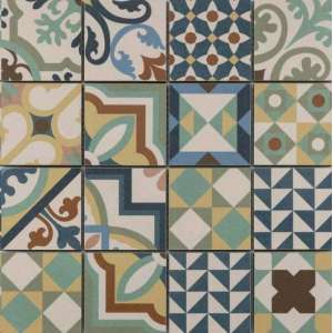 Mosaique Patchwork Mix