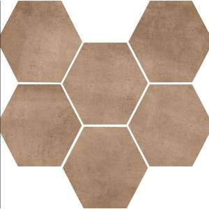 Carrelage Clays Hexagon earth