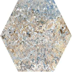 Carrelage Carpet Hexagon  vestige nat