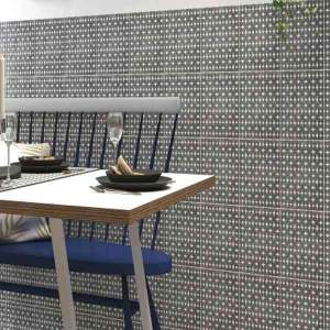 Carrelage D-esign Wallpaper decor evo ciano sogg b