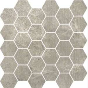 Mosaique Cube Mosaico hex grey